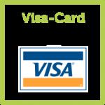 Zahlen Sie bequem mit Ihrer VISA-Card